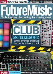 Future Music Magazine Cover