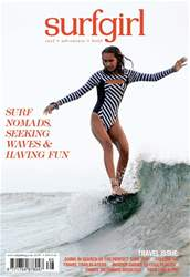 SurfGirl Magazine Magazine Cover