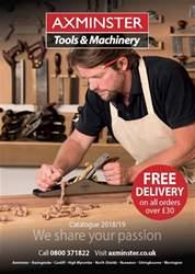 Woodturning Magazine Cover