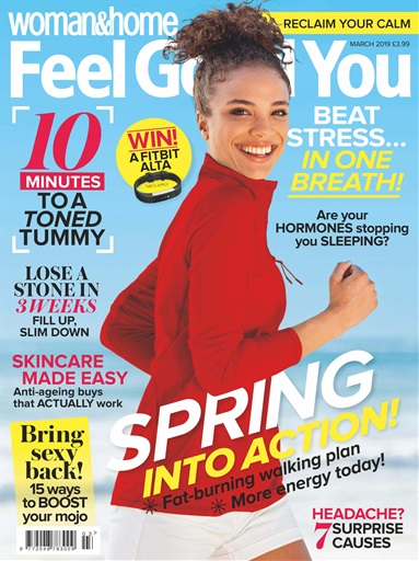 Woman & Home Feel Good You Preview