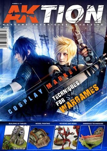 Aktion Magazine Preview