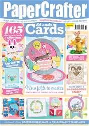 PaperCrafter Magazine Cover