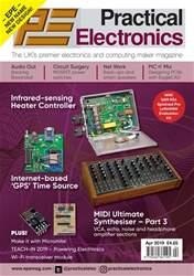 Everyday Practical Electronics Magazine Cover