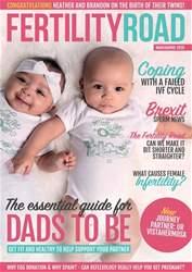 Fertility Road Magazine UK Edition Magazine Cover