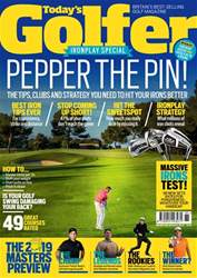Today's Golfer Magazine Cover