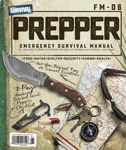 survivalist prepper dating