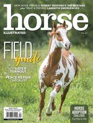 Horse Illustrated Magazine Cover