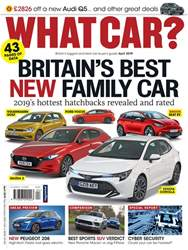 What Car Magazine? Magazine Cover