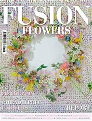 Fusion Flowers Magazine Cover