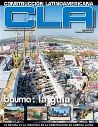 Construction Latin America Spain Magazine Cover