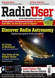 Radio User Magazine Cover