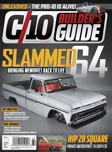 C10 Builder's Guide Preview