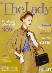 The Lady Magazine Cover