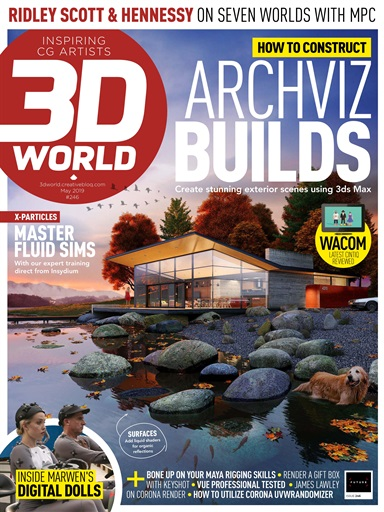 3D World Preview