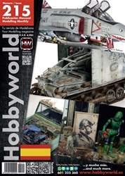 Hobbyworld Magazine Cover