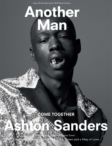 Another Man Magazine Preview