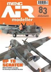 Meng AIR Modeller Magazine Cover
