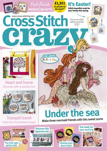 Cross Stitch Crazy Preview