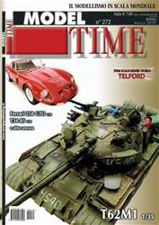Model Time Magazine Cover