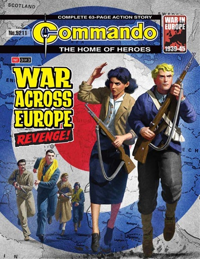 Commando Preview
