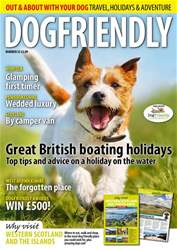 Dog Friendly Magazine Cover