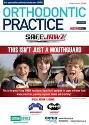 Orthodontic Practice Magazine Cover