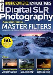 Digital SLR Photography Magazine Cover