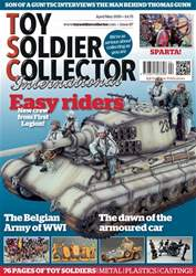 Toy Soldier Collector International Magazine Cover