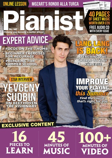 Pianist Digital Issue