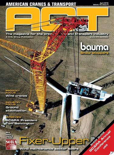 American Cranes & Transport Magazine