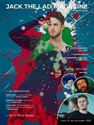 Jack The Lad Magazine Magazine Cover