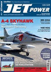 Jetpower Magazine Cover