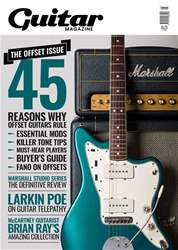 Guitar Magazine Magazine Cover