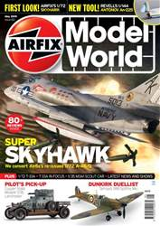 Airfix Model World Magazine Cover