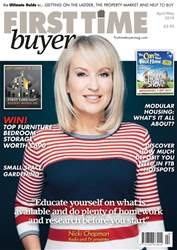 First Time Buyer Magazine Cover