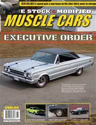 Bone Stock Magazine Cover
