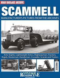 Road Haulage Archive Magazine Cover