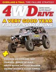 4WDrive Magazine Cover
