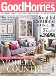 Good Homes Magazine Magazine Cover