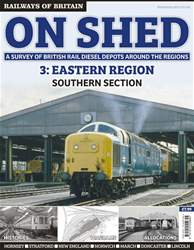 Railways of Britain Magazine Cover