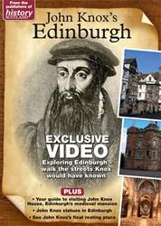 History Scotland Magazine Cover