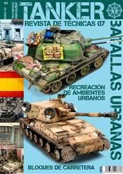Tanker Español Magazine Cover