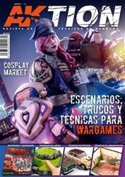 Aktion Español Magazine Cover