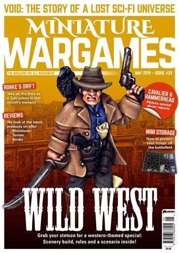 Miniature Wargames Preview