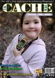 UK Cache Mag Magazine Cover