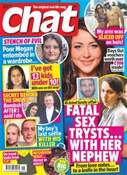 Chat Magazine Cover