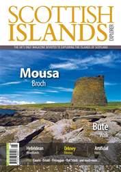 Scottish Islands Explorer Magazine Cover