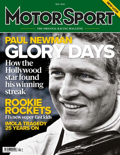 Motor Sport Magazine Preview