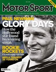 Motor Sport Magazine Magazine Cover