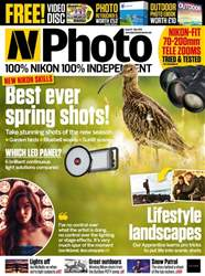N-Photo Magazine Cover
